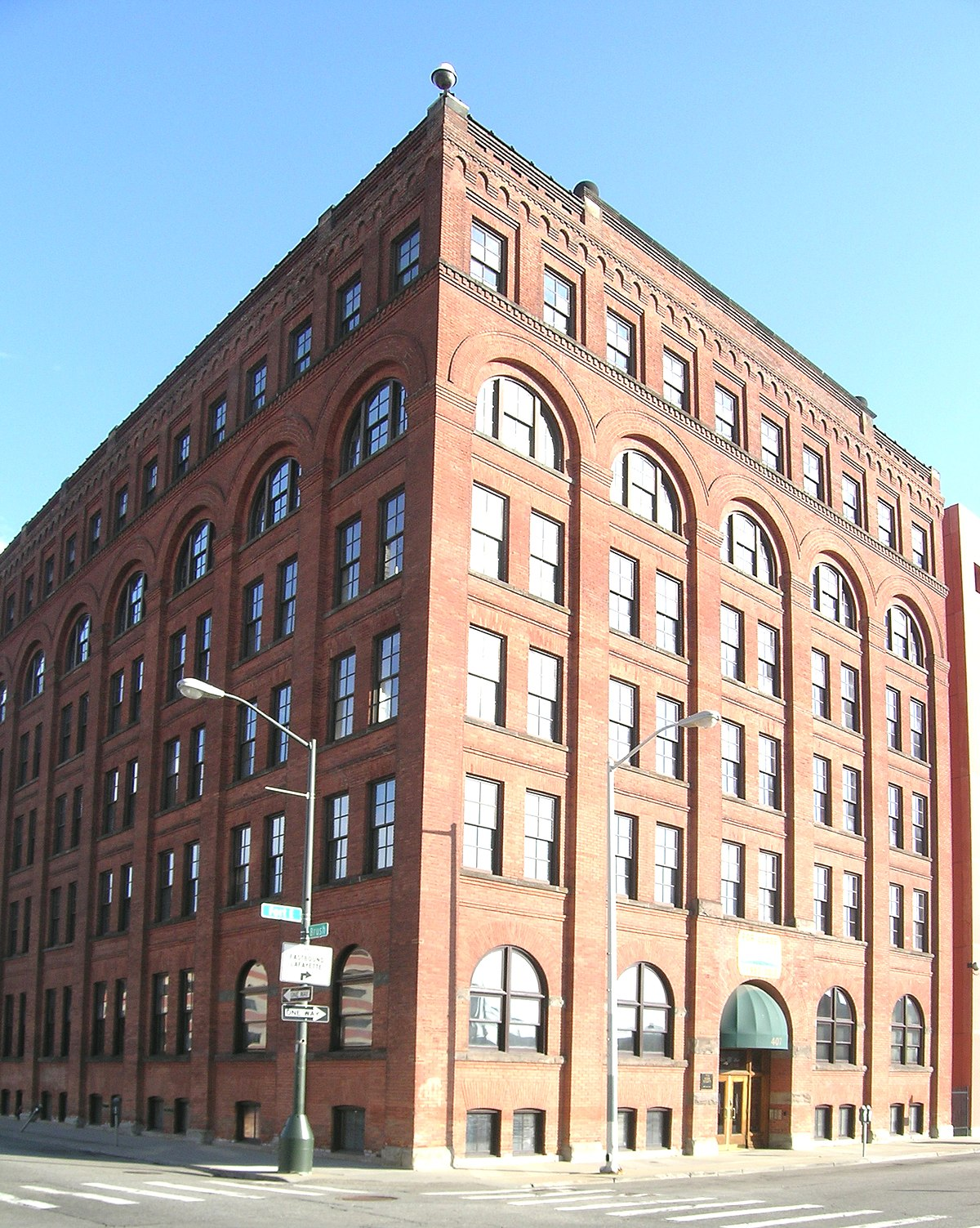 Globe Tobacco Building