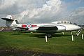 Gloster Meteor T7 VZ634 (6806328360).jpg