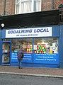 Godalming Local in the High Street - geograph.org.uk - 1604791.jpg