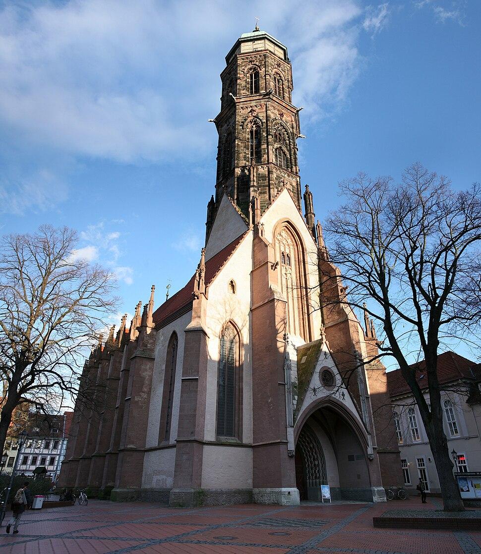 Goe Jacobi Church