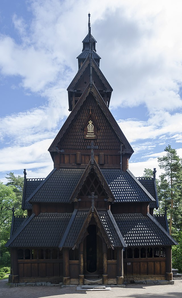 Stabkirche Gol - Wikiwand