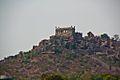 Golkonda Fort arial view.jpg