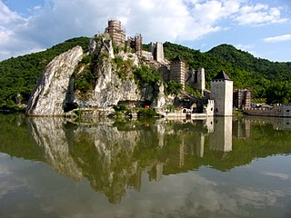 fortress in Serbia