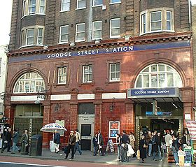 Image illustrative de l'article Goodge Street (métro de Londres)