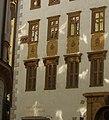 Gotické cihly U pěti korun, Melantrichova 11, Staré Město.jpg