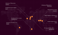 Ubuntu wikipdia a enciclopdia livre adeso internacional ao ubuntueditar editar cdigo fonte stopboris Choice Image
