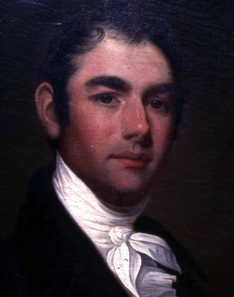 Maine gubernatorial election, 1820 - Image: Governor William King in 1806