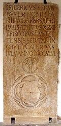 Grabstein des Eichstätter Bischofs Friedrich II. von Parsberg.jpg