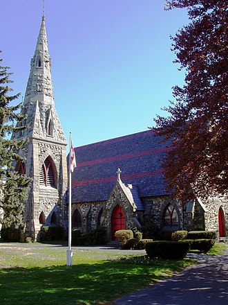 Grace Episcopal Church (Medford, Massachusetts) - Grace Episcopal Church
