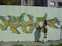 Graffiti Piece.JPG