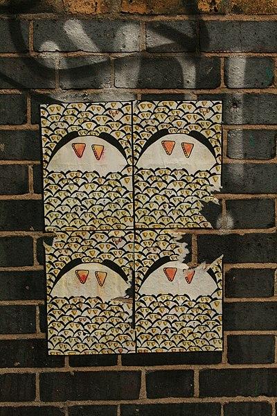 Shoreditch Graffiti: File:Graffiti In Shoreditch, London