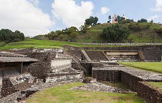 Cholula (Mesoamerican site) Important city of pre-Columbian Mesoamerica