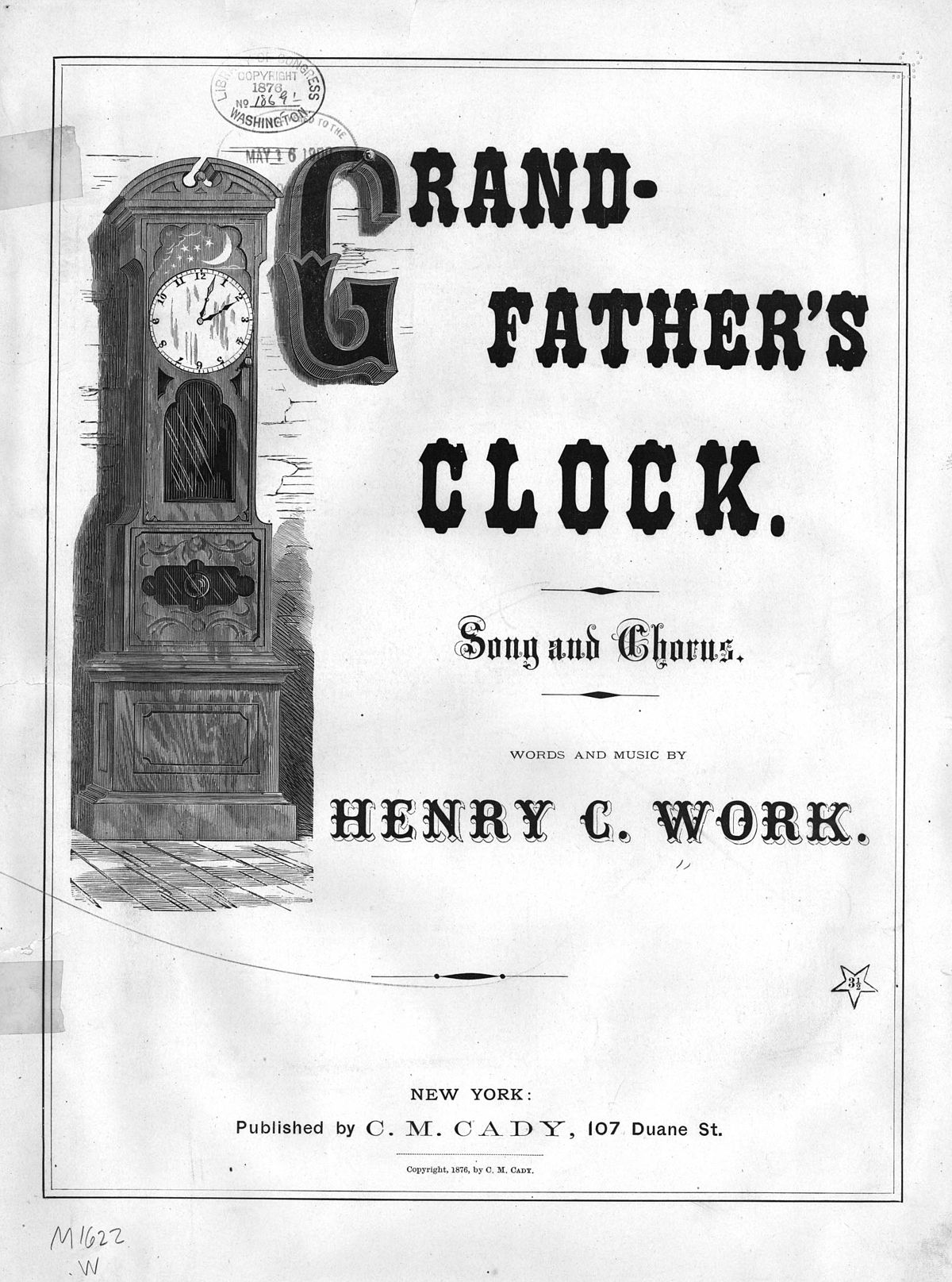 My Grandfather's Clock - Wikipedia