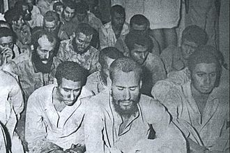 Grand Mosque seizure - Surviving insurgents in custody of Saudi authorities (c. 1979).