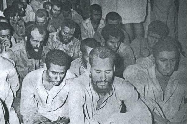 Grand Mosque Seizure insurgents,1979