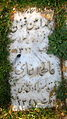 Gravestones of Mohammad amin Fonuni and Fatemah Qazi - Mausoleum of Attar - Nishapur.JPG