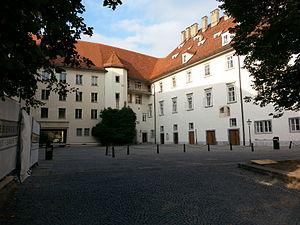 Inner Austria - Graz Castle, courtyard