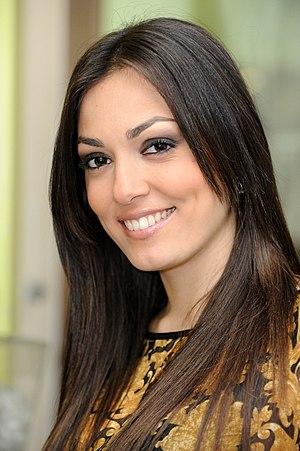 Grazia Maria Pinto, Miss Universe Italy 2012