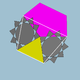 Great ditrigonal dodecicosidodecahedron vertfig.png