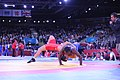 Greco-Roman wrestling competition of the London 2012 Games 5.jpg