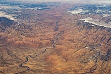 Green River Aerial Photo