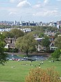 Greenwich Park overlooking the boating lake - panoramio.jpg