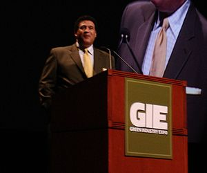 Greg Gumbel - Gumbel in 2005.