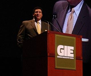 Greg Gumbel American sportscaster
