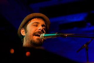 Greg Laswell American musician