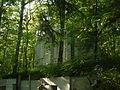 Grobowiec rodziny von Herbst w Sopocie- z dołu - czupirek 2013.JPG