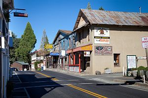 Groveland, California - Groveland California in 2012