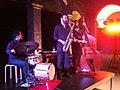 Grupo de Jazz en el Centro de Artes Santa Mónica (Barcelona, Noviembre 2014) 03.JPG