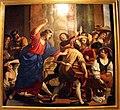 Guercino e bartolomeo gennari, cacciata dei mercanti dal tempio, genova 01.JPG