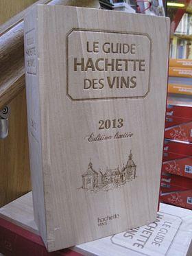guide hachette des vins � wikip233dia