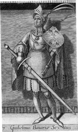 William II, Duke of Bavaria - Duke William