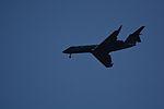 Gulfstream Aerospace G-450 I-XPRA by Landing at Frankfurt International Airport.JPG