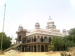 New building of the Gurudwara