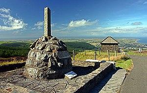 Guthrie's Memorial, Isle of Man - The memorial