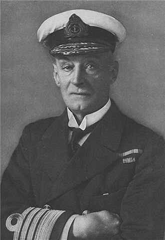 Henry Jackson (Royal Navy officer) - Image: Gws jackson 01