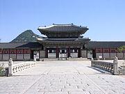 Gyeongbokgung-KeunJeongMoon