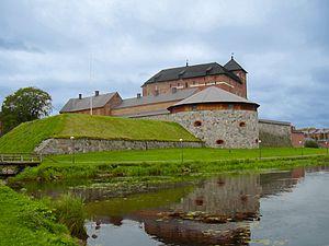 Häme Castle - Häme Castle today