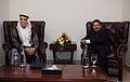 H.H. Sheikh Saud and Minister Vayalar Ravi - Flickr - Horasis.jpg