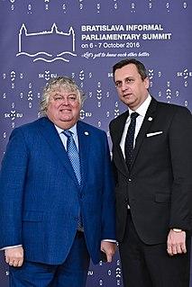 Ton Elias Dutch politician and journalist