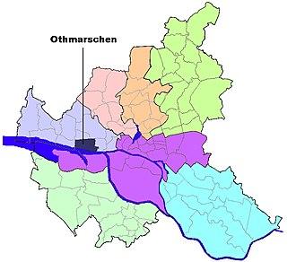 Othmarschen - Image: HH Othmarschen quarter