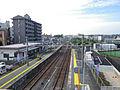 HIgashi-Shinkawa Station Platform.jpg
