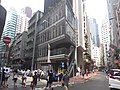 HK 上環 Sheung Wan 蘇杭街 Jervois Street hotel August 2018 SSG.jpg