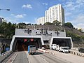 HK 城巴 CityBus 962B view 青葵公路 Tsing Kwai Highway 長青隧道 Cheung Tsing Tunnel Cheung Ching Estate November 2019 SS2 01.jpg