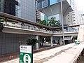 HK 香港電車遊 Tram tour view 金鐘 Admiralty Queensway footbridge July 2019 SSG 09.jpg
