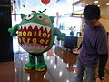 HK Admiralty Queensway Far East Finance Centre interior Monster Burger.jpg