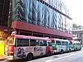 HK CWB 銅鑼灣 Causeway Bay 糖街 Sugar Street July 2018 SSG construction site n minibus public light bus strand 01.jpg